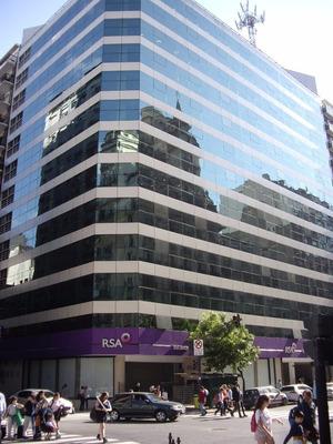 Av Cordoba 800, Edificio Alquiler En Block, Plantas 900 M²