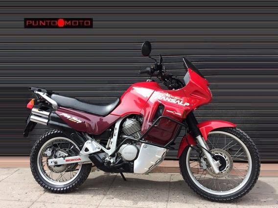 Honda Transalp 600 Muy Bueno !! Puntomoto !! 15-2708-9671