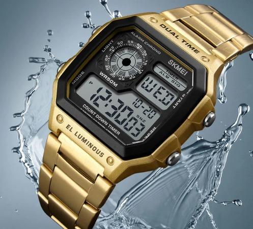Relógio Digital,a Prova D