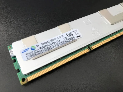 Imagem 1 de 2 de Kit Memoria 32gb 4x 8gb Pc3-8500r Ddr3 4rx8 P/ Ibm X3200 M3