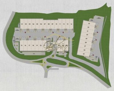 Galpão Industrial Para Locação, Jardim Da Rainha, Itapevi - Ga2556. - Ga2556