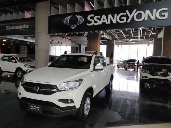 Ssangyong Rexton Sport Active 4x4 Diésel Aut 2020
