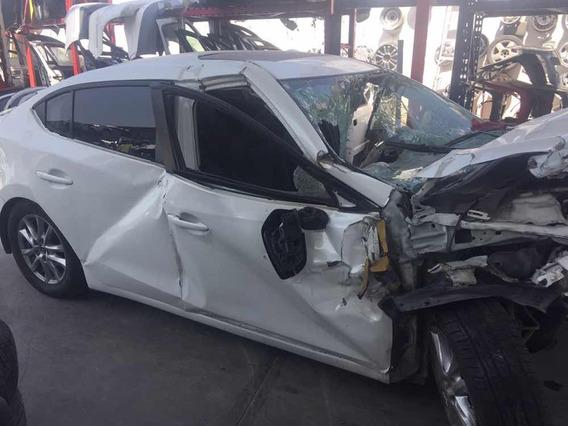 Mazda 3 Modelo 2016 Por Partes Autopartes Santa Bárbara