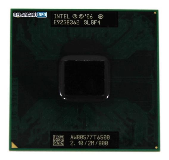 Proc Intel Core 2 Duo T6500 (2m Cache, 2.2ghz) (11259)