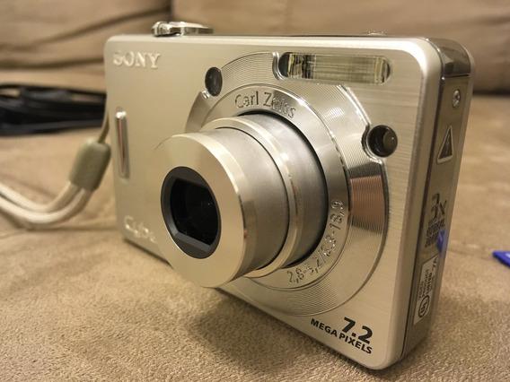 Camera Digital Sony Cyber-shot Dsc-w55