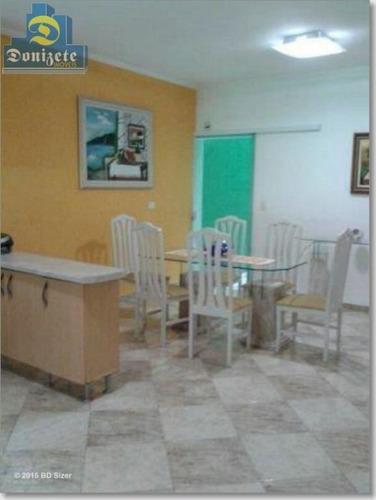 Sobrado Com 3 Dormitórios À Venda, 258 M² Por R$ 630.000,00 - Jardim Anchieta - Mauá/sp - So1023