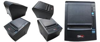 Impresora De Tickets Termica Posline T1260 Usb 80mm Con Autocortador Ideal Refaccionarias Casa De Materiales Regalos