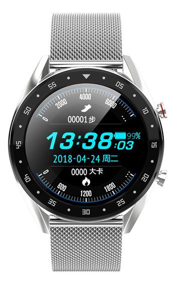 Reloj Inteligente Microwear L7 Deportivo Con Rastreador Act.