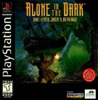 Alone In The Dark One-eyed Inbox Pacths Psx Psone Ps1 Pc Ps2