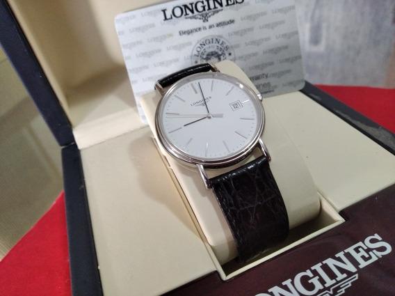 Relógio Longines Présence L4.790.4 Em Excelente Estado
