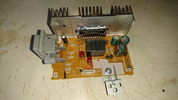 Placa Do Amplificadora Mais O Ci De Áudio Panasonic Sá Akx32