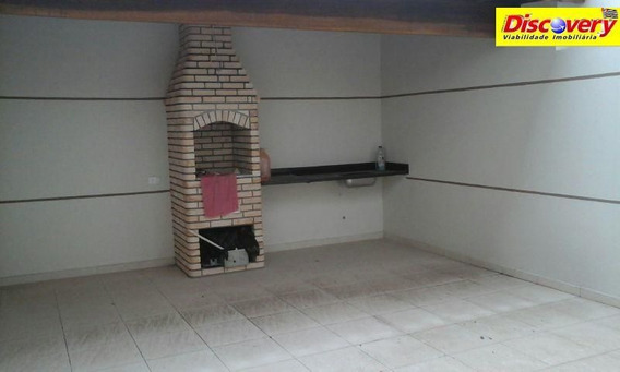 Sobrado Residencial À Venda, Parque Continental Ii, Guarulhos. - So0396