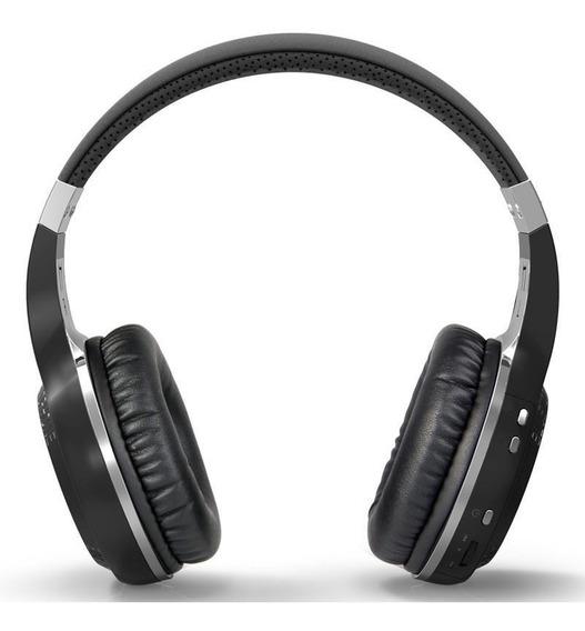 Head Phone Bluetooth Bluedio H+ Turbine Fm Com Entrada Sd