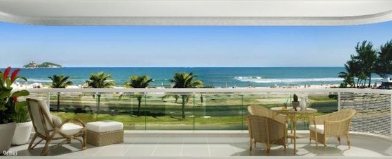 Mansões Suspensas Na Praia Da Barra Da Tijuca - 285m² -870m²