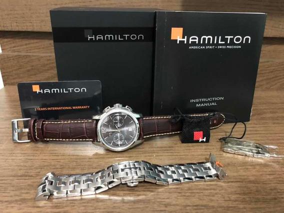 Relógio Hamilton Automático Jazz Master H326060