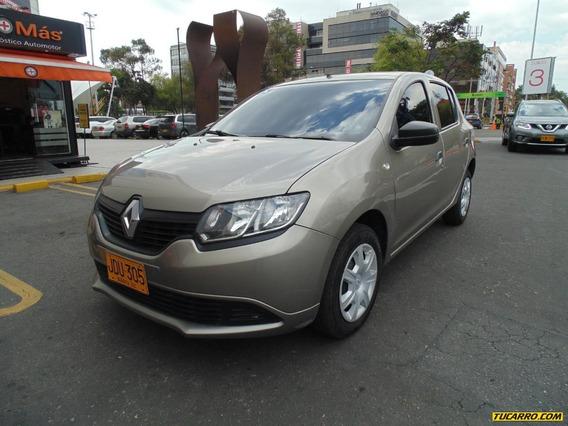 Renault Sandero Autentique 1.6 Mt