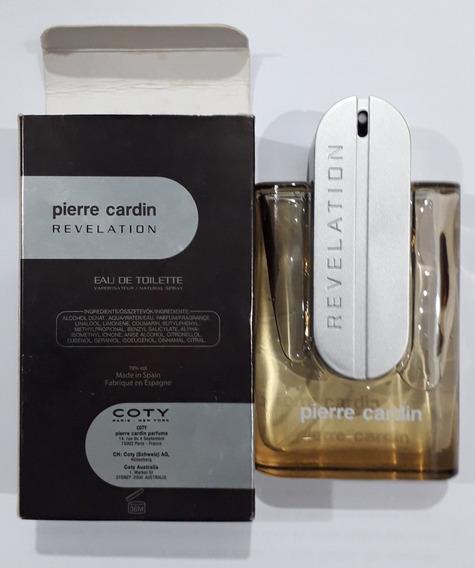 Perfume Pierre Cardin - Revelation - Raro - P/ Colecionador