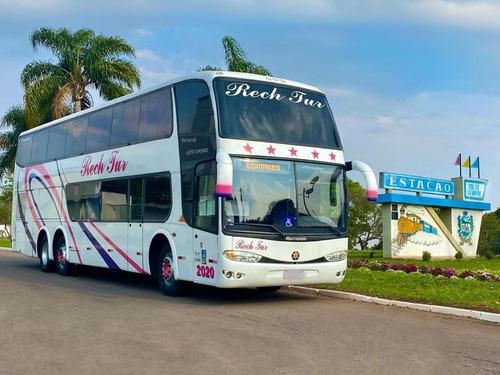 Ônibus Marcopolo Dd Mercedes O400