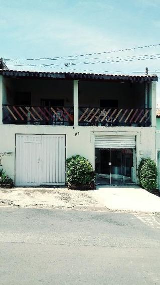 Casa Residencial À Venda, Parque Residencial Vila União, Campinas. - Ca0256