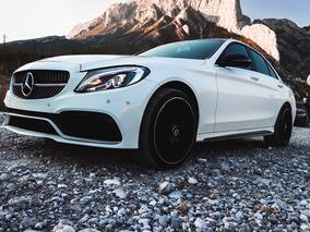 Mercedes-benz Clase C 180 Conversion C63 Amg At