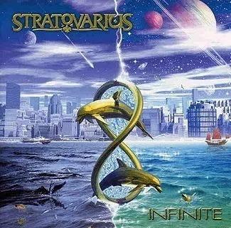 Cd Stratovarius Infirnite - Consulte Frete De 10,00