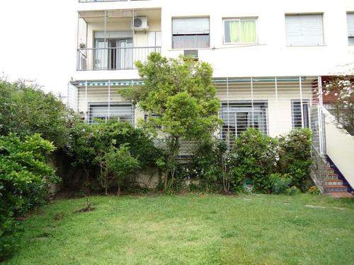 Dto 4 Ambientes Con Dependencia De Servicio Jardín Cochera