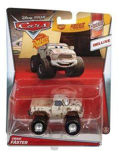 Disney Cars Craig Faster Pick-up Enferrujada Deluxe Mattel