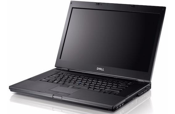 Notebook Dell Intel I5 8gb 500gb Win 7 Pro Hdmi Webcam
