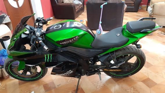 Moto Davets Motor 250