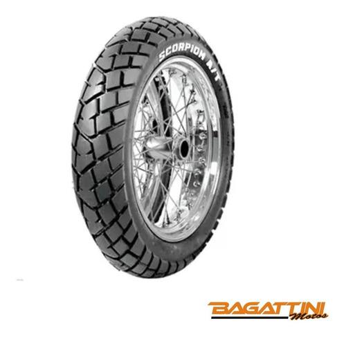 Cubierta Pirelli Mt90 120 80 18 Bagattini Motos