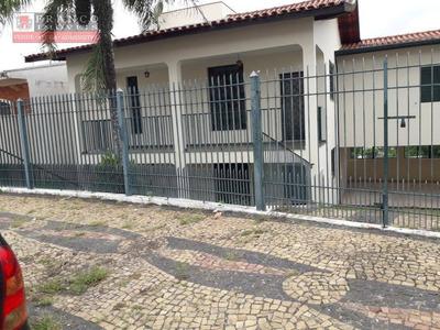Aluga-se Casa Com Três Dormitórios - Ca0437
