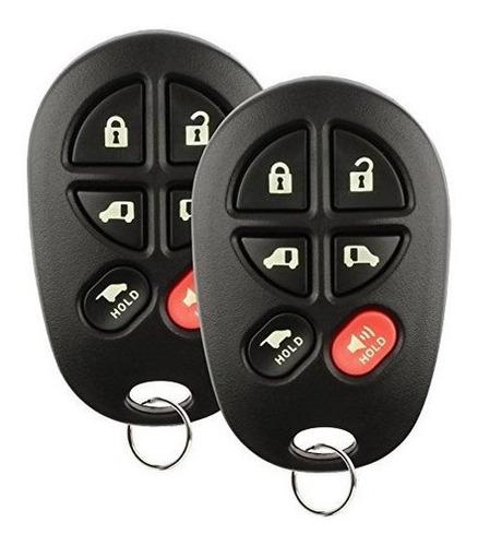 Imagen 1 de 2 de Descuento Keyless Replacement Hatch Van Doors Key Fob Entrad