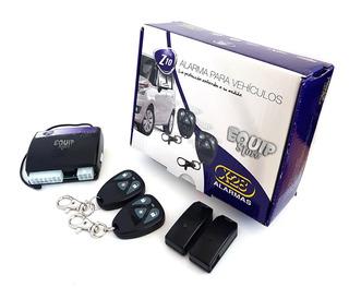 Alarma Auto X-28 Z10 Volumetricos 2 Controles Instalada !!!