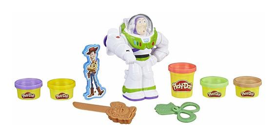 Brinquedo Play Doh Toy Story Buzz Lightyear Hasbro E3369