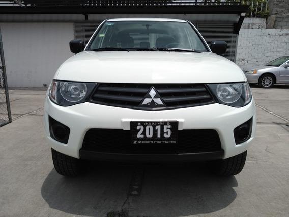 Mitsubishi L 200 Caja Larga 2015