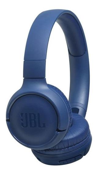 Fone de ouvido sem fio JBL Tune 500BT azul