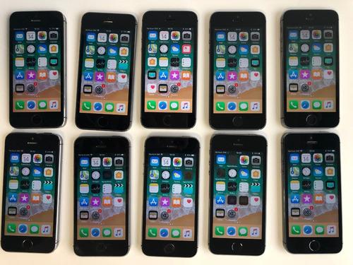 iPhone 5s 16gb Space Gray Usado Com Nota Fiscal