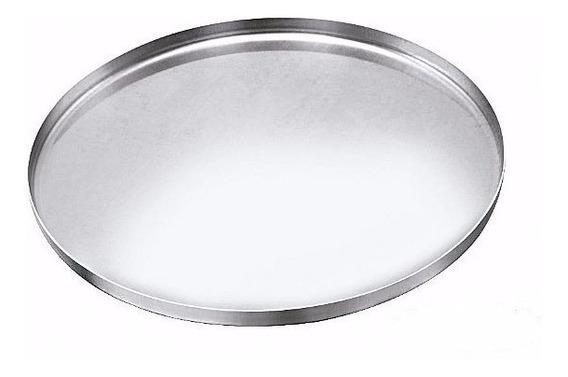 Assadeira Forma P/pizza N°35 Alumínio P/cozinha Restaurante