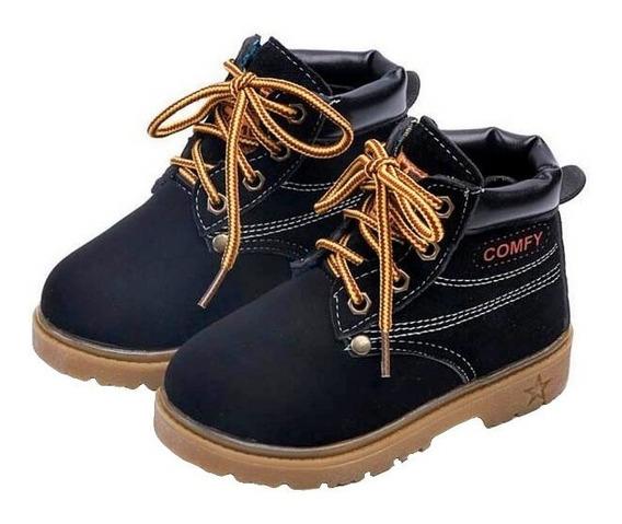 Botas Bebe Invierno Calzado Zapatos Niño Frio Senderismo