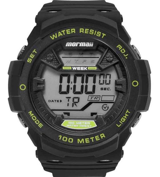 Relógio Mormaii Masculino Mo3500c/8v C/ Garantia E Nf