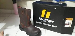 Botas De Seguridad Caballero Foot Safe
