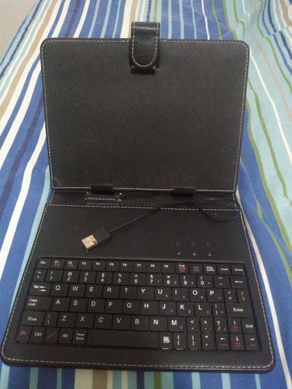 Case Teclado Para Tablet, iPad, Notebook