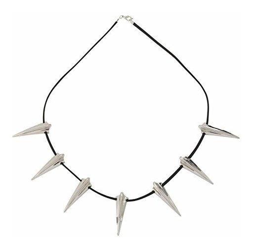 Rubies Tchalla Teeth Necklace