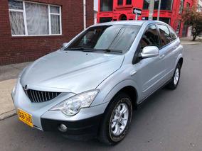 Vendo Ssangyong Actyon 2012 4*4 Diesel
