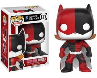 Funko Pop Heroes Impopster - Harley Quinn