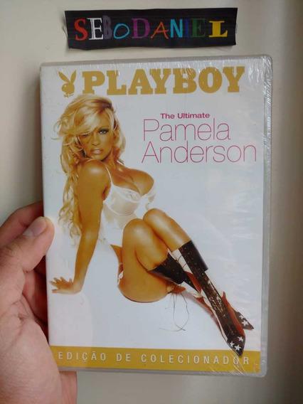 Dvd Pamela Anderson The Ultimate - Original Lacrado