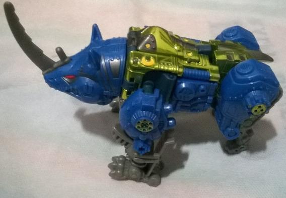 Lotetransformers Beastwars Transmetals2 Rhinox+optimus Minor