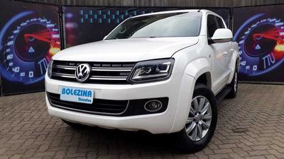 Volkswagen - Amarok 2.0 4x4 Highline Automática Diesel 2016