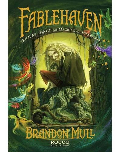 Imagem 1 de 1 de Fablehaven: Onde As Criaturas Mágicas Se Escondem