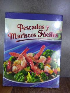 L2183 Pescados Y Mariscos Faciles Recetario